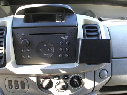 Proclip Nis. Primastar 02/Opel Vivaro/Ren. Trafic Taxameter