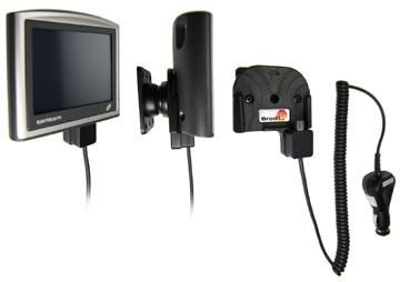 Brodit Houder/lader TomTom ONE V2/V3 sig. plug