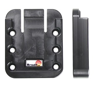 Brodit MultiMoveClip, 6 screws, High Strength