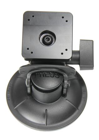 Brodit single Suction Cup Ø85mm Mount with AMPS-plate.