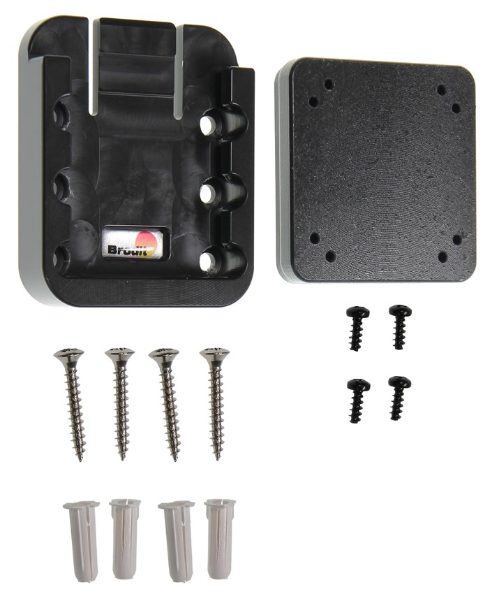 Brodit MultiMoveClip with adapter plate - High Strength