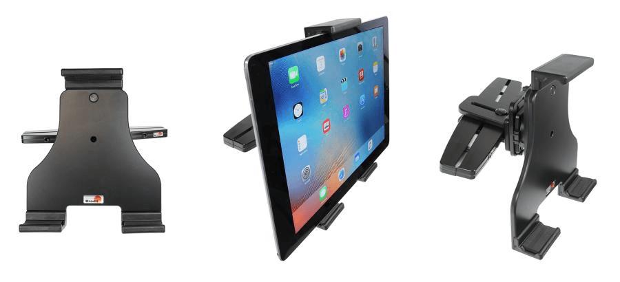 Brodit Headrest mount 95/211mm + tablet houder 180/230/25mm