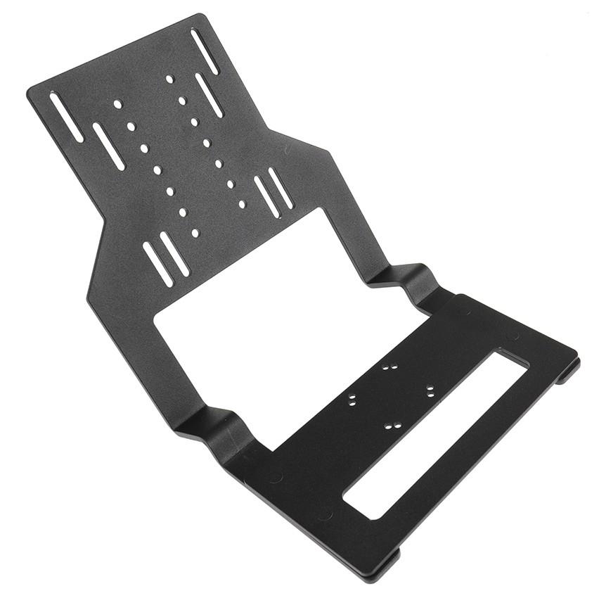 Brodit keyboard & tablet mount, VESA 75/100, AMPS 5mm