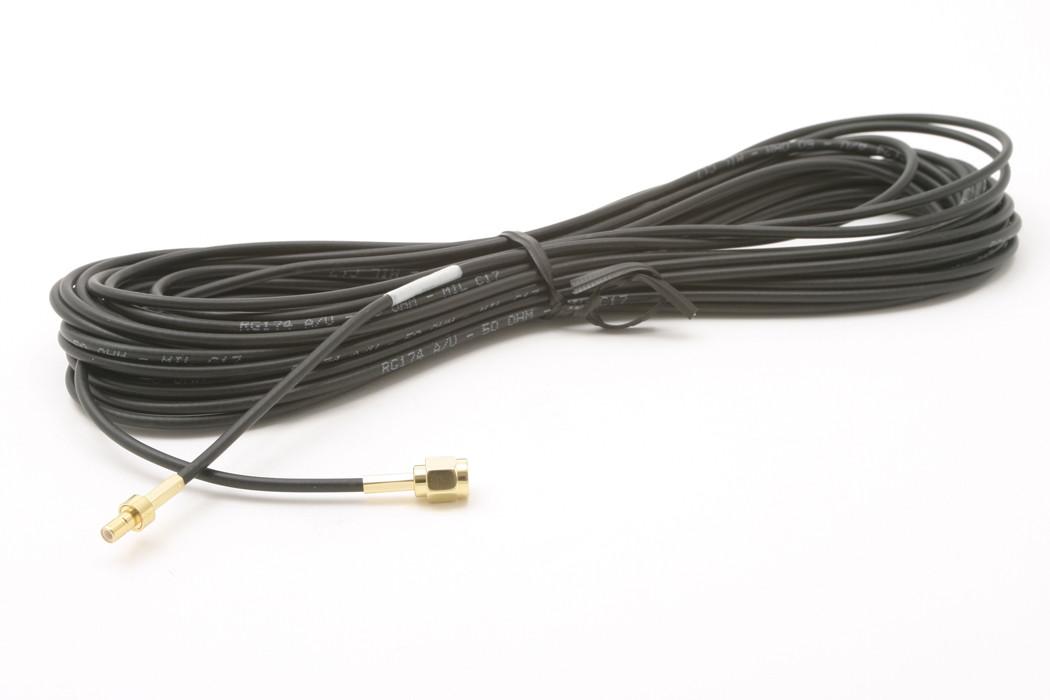 adapterkabel 1000 cm SMB M - SMA M RG174