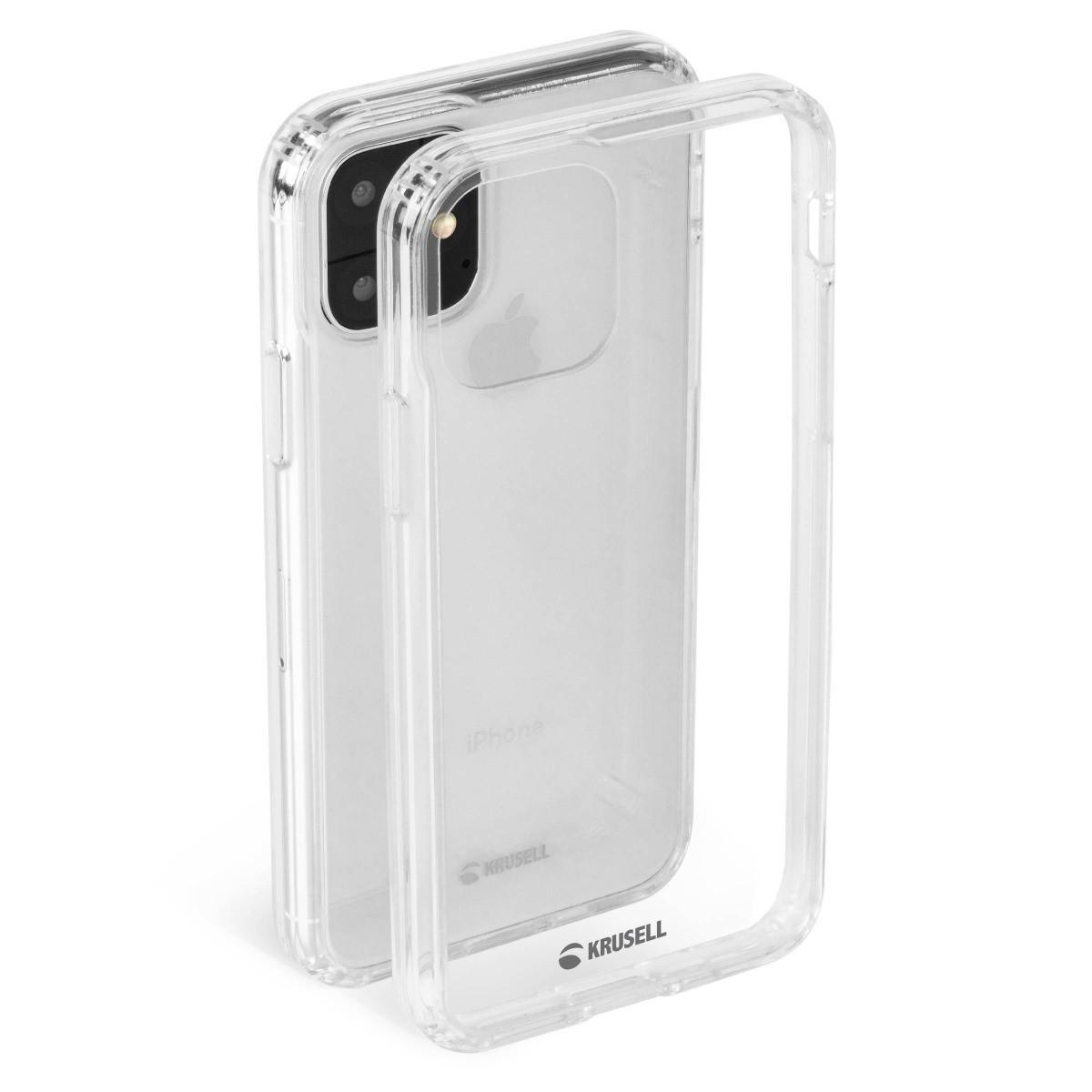 Krusell Kivik Cover Apple iPhone 11 - Transparent