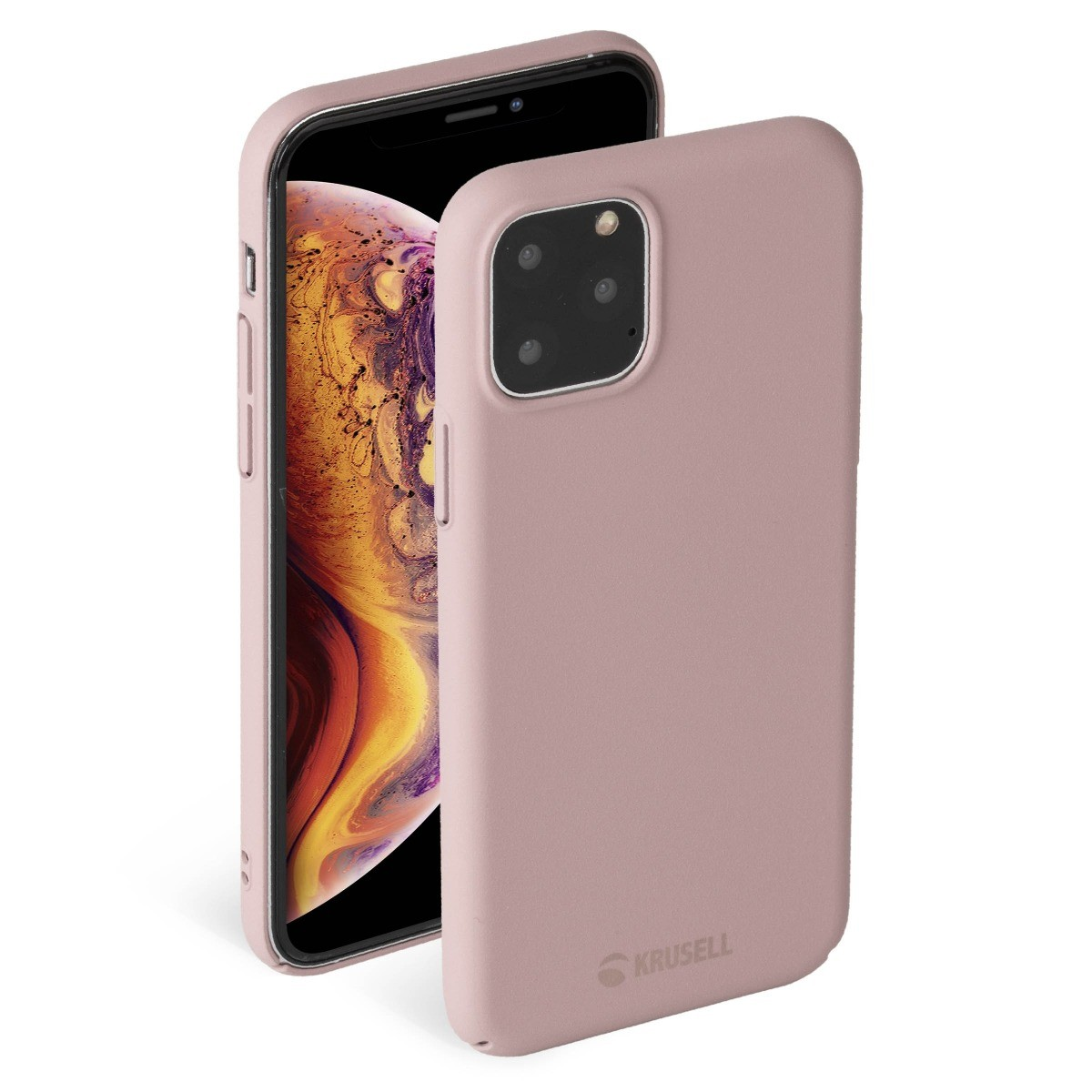Krusell Sandby Cover Apple iPhone 11 Pro - Pink