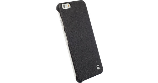 Krusell Malmo TextureCover Apple iPhone 6/6S/7 Black