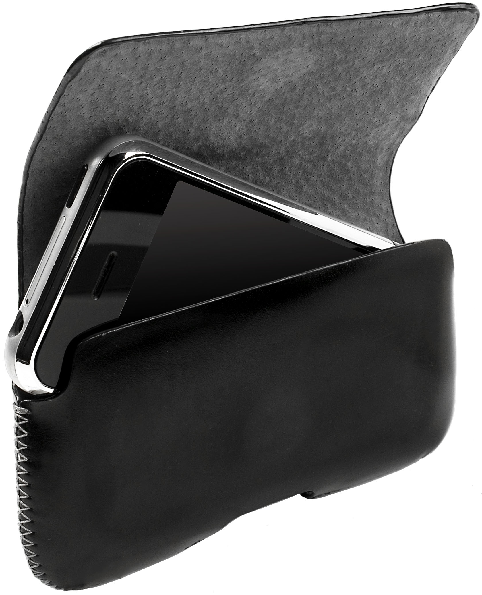 Krusell Hector Mobile Case L Long Black