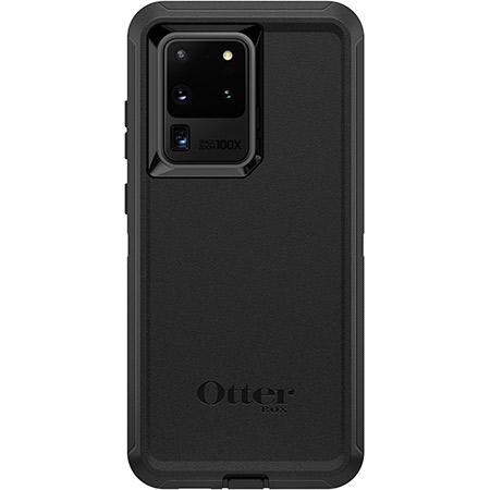 Otterbox Defender Case Samsung Galaxy S20 Ultra - Zwart.