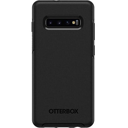 Otterbox Symmetry Case Samsung Galaxy Note 10+ - Zwart