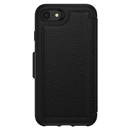 Otterbox Strada Case Apple iPhone SE2/7/8 - Zwart