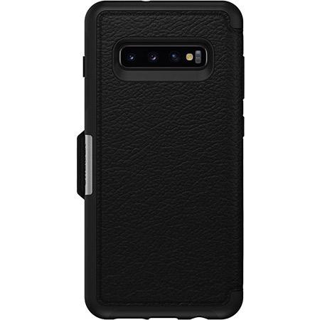 Otterbox Strada Case Samsung Galaxy S10 Plus - Zwart