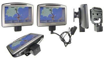 Brodit houder all cable TomTom GO x20(T)/x30(T) serie