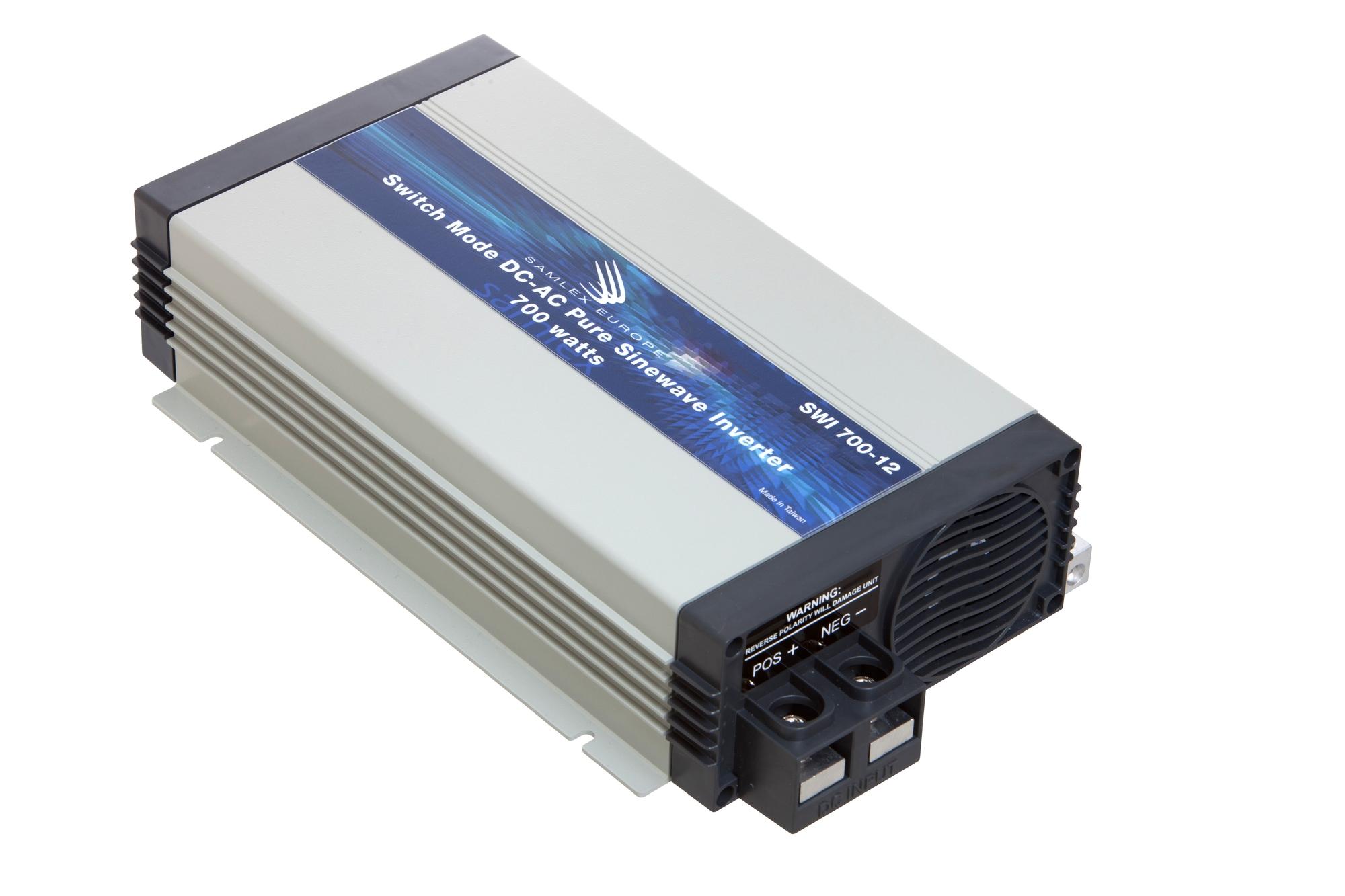 Omvormer 12V - 230V 700W zuivere sinus