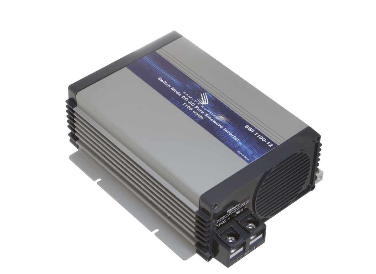Omvormer 12V - 230V 1100W zuivere sinus