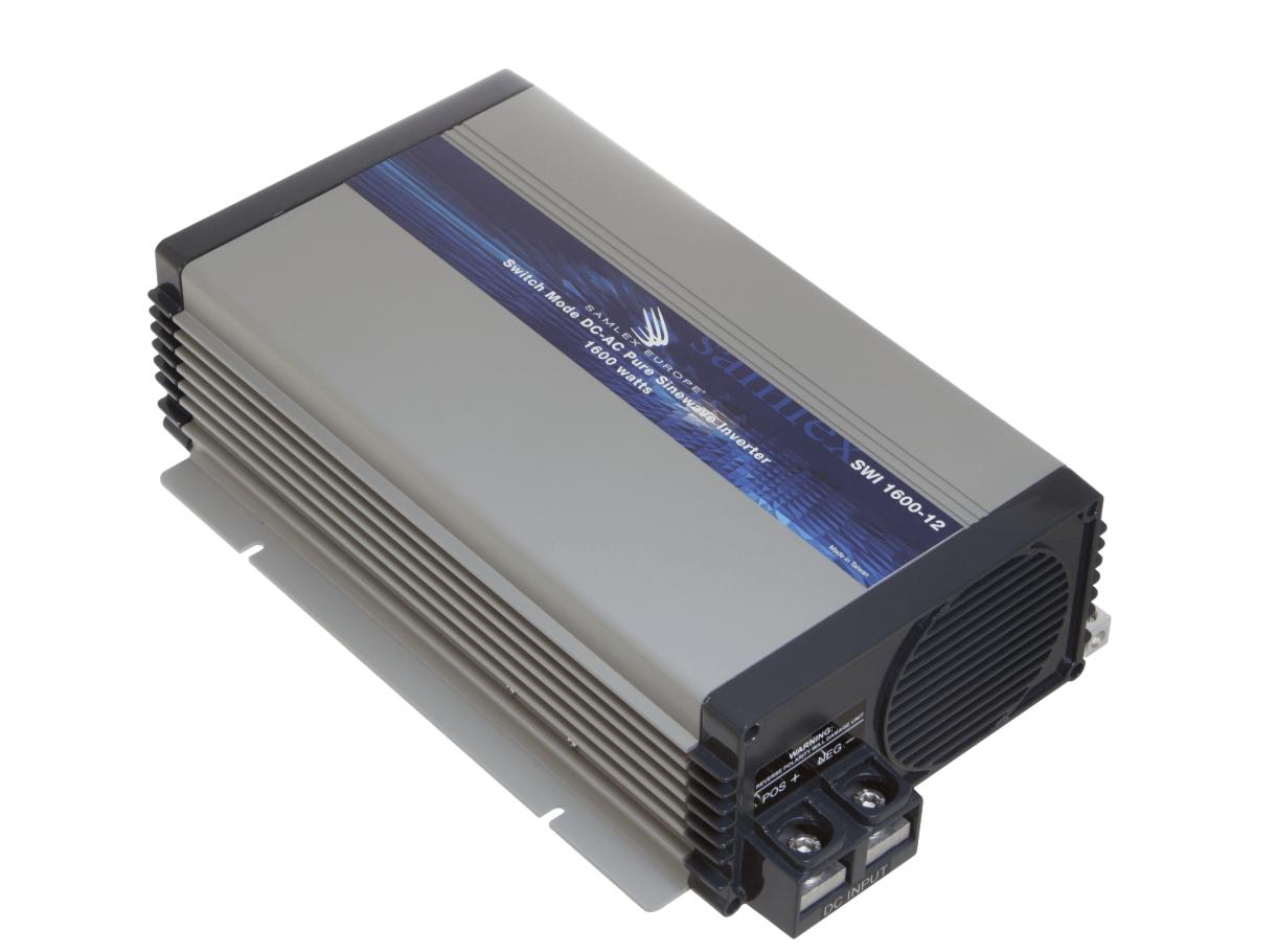 Omvormer 12V - 230V 1600W zuivere sinus