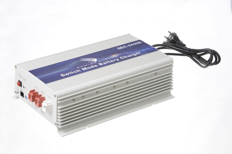 Battery Chargers 40 Amps 27.6-29.6 VDC 3 stage
