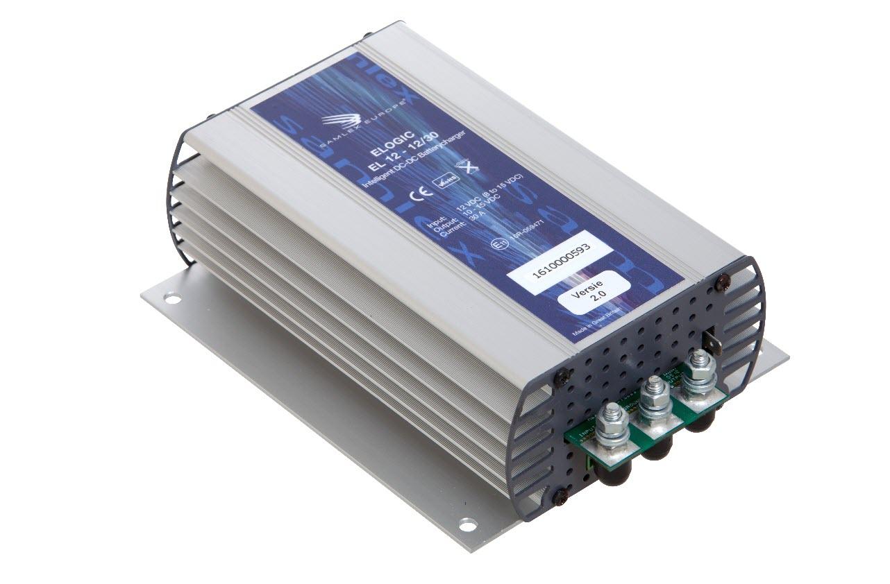 Elogic DC-DC charger - EL 12-12/30 (V2)
