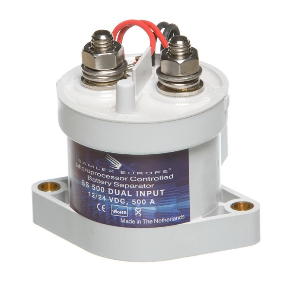 Samlex Battery Separator BS 500 Dual
