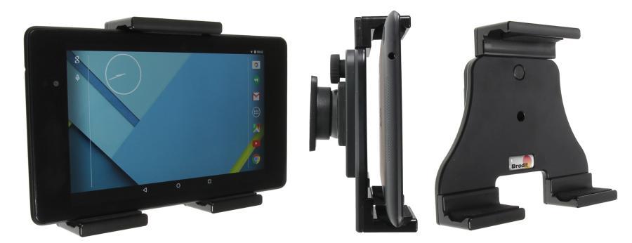 Brodit houder Universeel Tablet 120-150mm/ 25mm