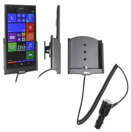 Brodit houder/lader Nokia Lumia 1520 sig.plug