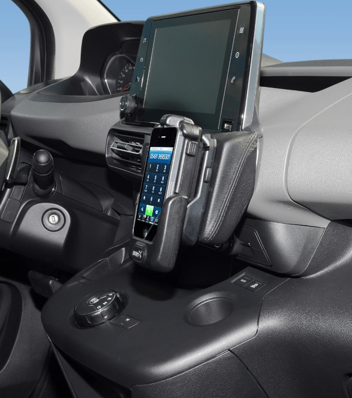 Kuda console Citroen Berlingo/Peugeot Partner 2018-