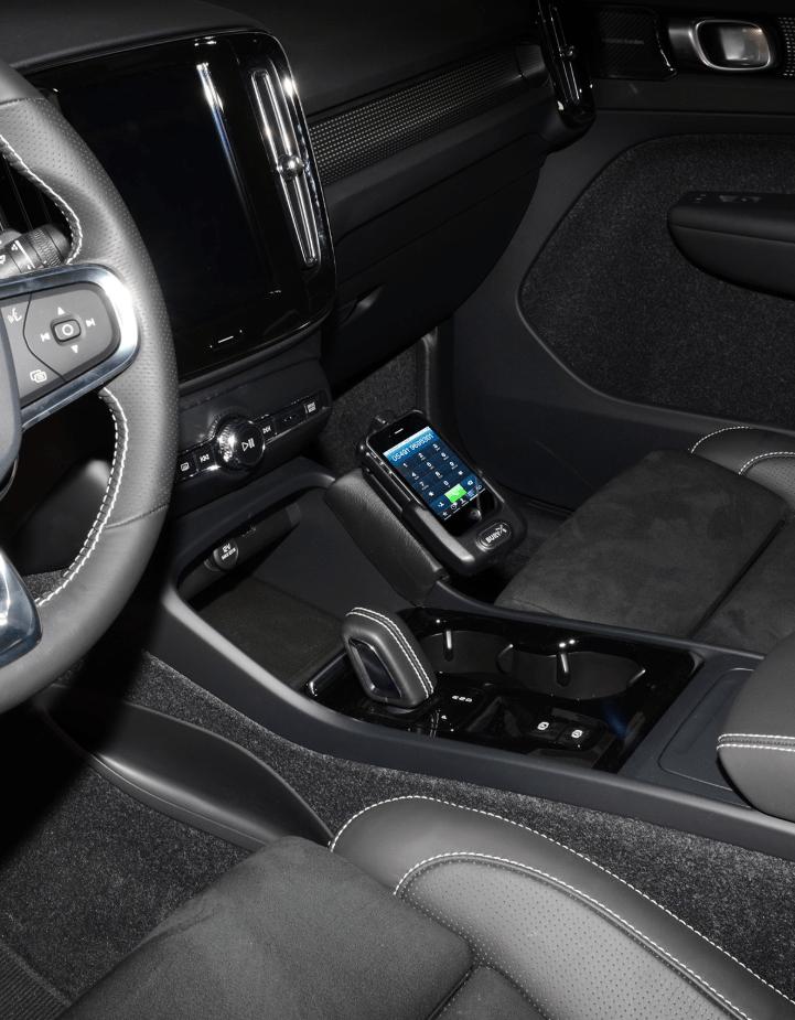 Kuda console Volvo XC40 07/2018-
