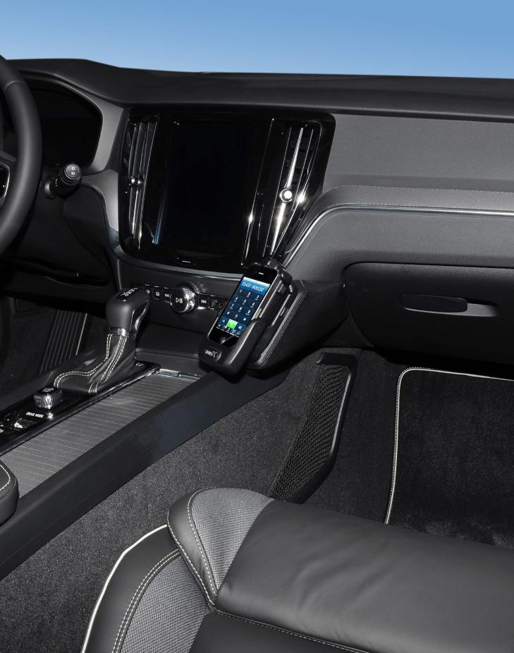 Kuda console Volvo V60 07/2018-