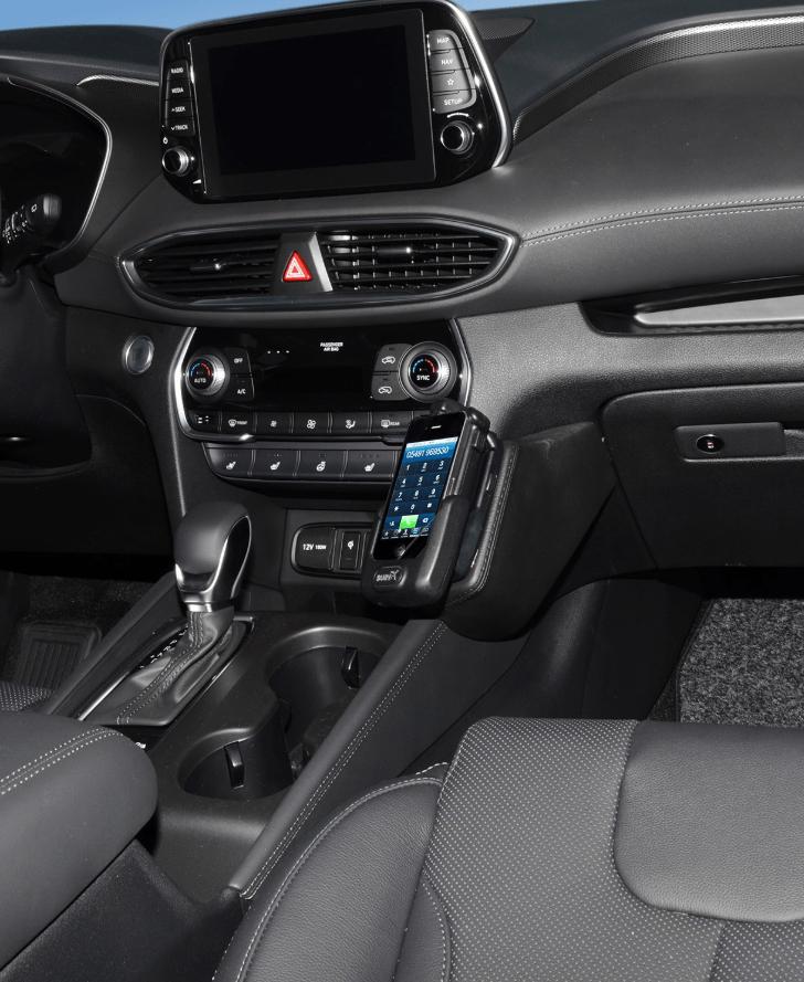 Kuda console Hyundai Santa Fe 08/2018-