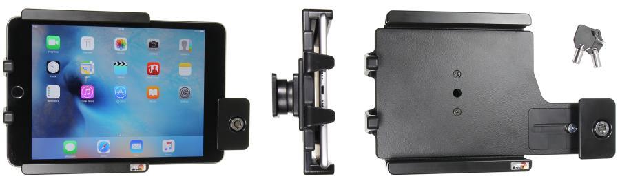 Brodit houder Universeel Tablet 115-138/ 180-210mm met slot
