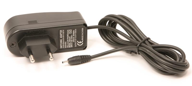 Reislader 230V Nokia dunne plug