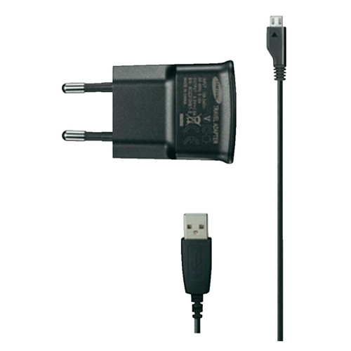 Reislader 230V Samsung ETAOU81 Org Micro USB 1A