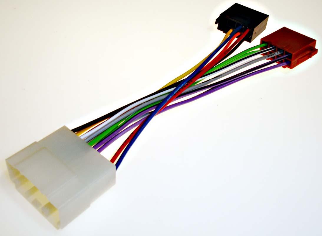 Kram ISO adaptor cable Alfa / Honda / Opel / Suzuki