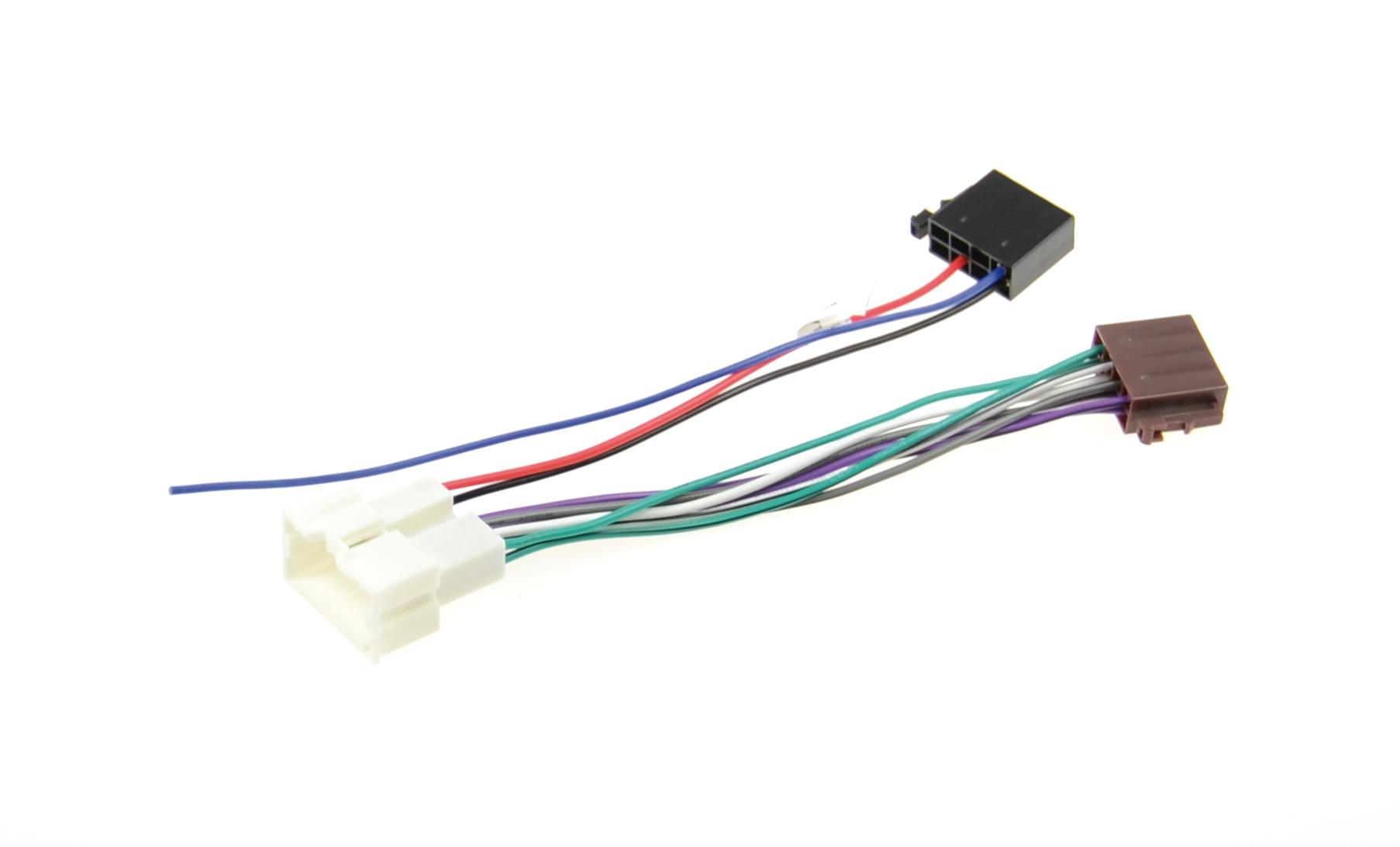Kram ISO adaptor cable Renault / Dacia 2012-