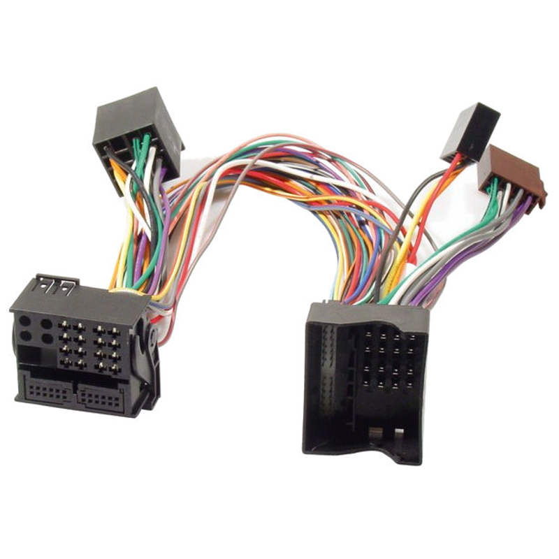 ISO2CAR Ford Mondeo / Focus / C-Max 2x12PIN vol Sony 6000