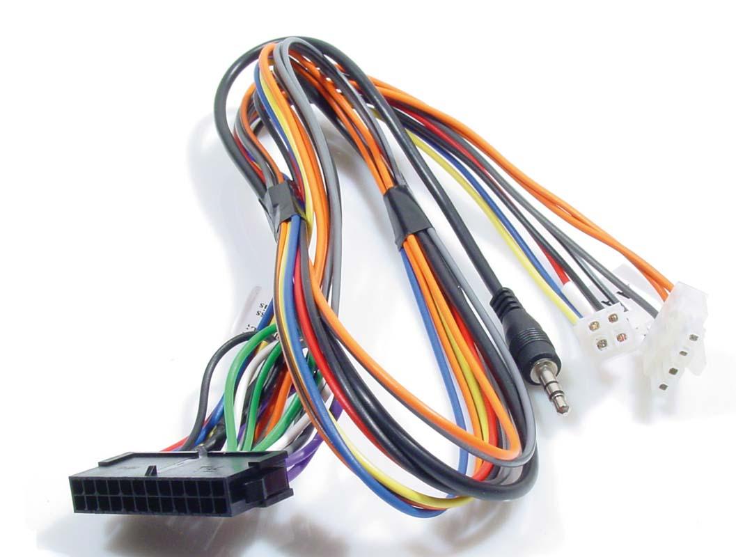 Kram Audio2Car adapter naar Bury (THB) 1 Speaker Mute