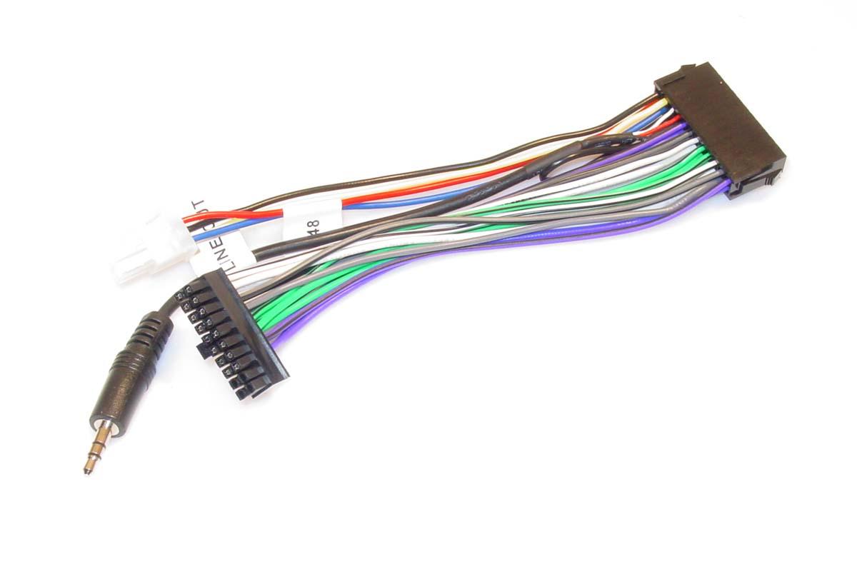 Kram Audio2Car adapter naar Bury (THB) CC9060 Music