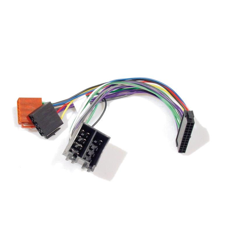Kram Audio2Car adapter naar ISO2CAR