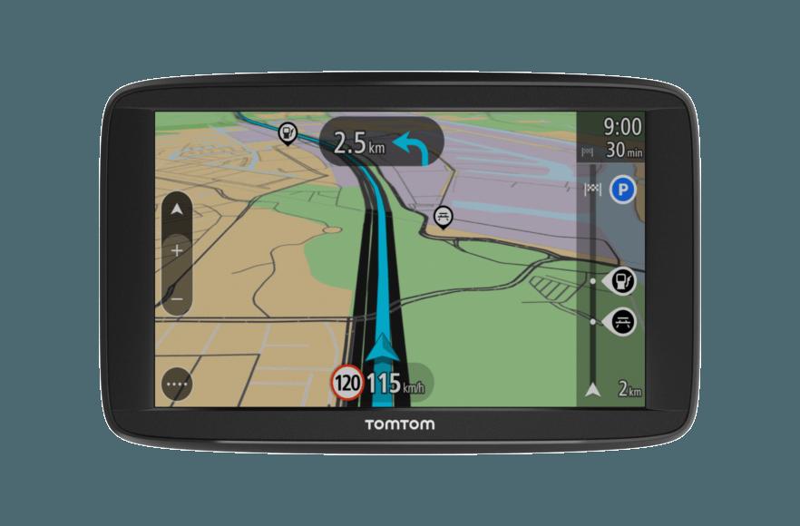 "TomTom Start 62 Europa 6"" 45 LND (Free Lifetime Maps)"