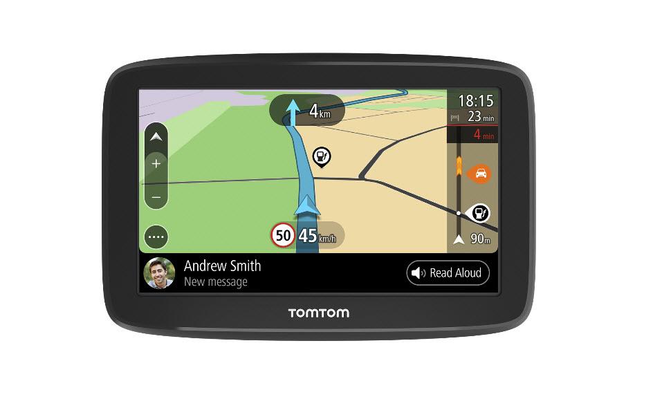 """TomTom GO BASIC 5"""" EU45 (Free Lifetime Maps)"""