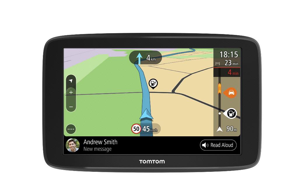 """TomTom GO BASIC 6"""" EU45 (Free Lifetime Maps)"""