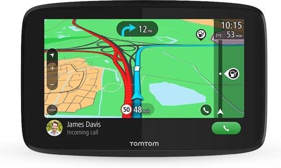 """TomTom GO ESSENTIAL 6"""" EU45 (Free Lifetime Maps)"""
