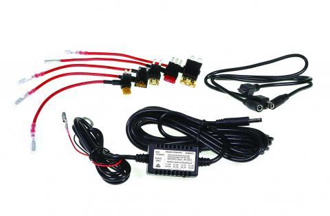 Gator dashcam hardwire Fuse Kit tbv 675102900/901
