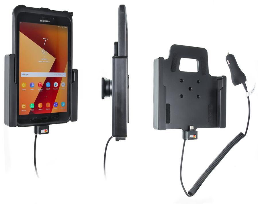 Brodit houder/lader Samsung Galaxy Tab Active 2 sig.plug