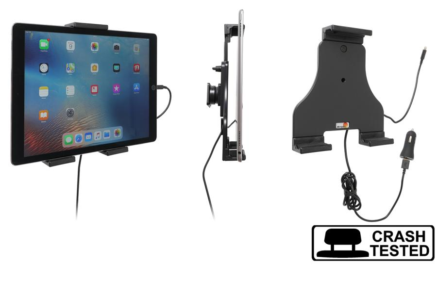 Brodit h/l tablet verstelb.180-230 mm met USB sig.-Lightning