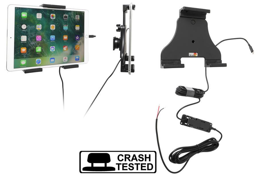 Brodit h/l tablet verstelb.140-195mm-fixed instal.-Lightning