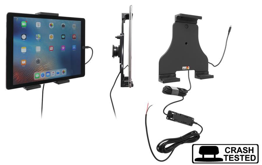 Brodit h/l tablet verstelb.180-230mm-fixed instal.-Lightning