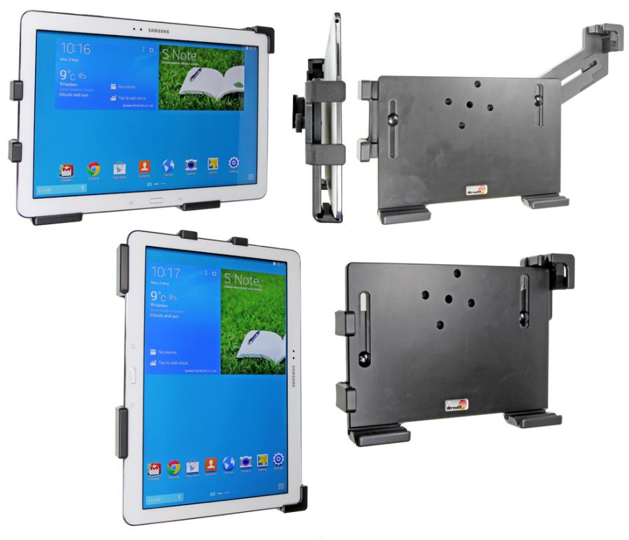 Brodit Houder Universeel Tablet 226-309/151-226mm NO SKINS
