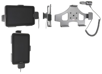 Brodit houder/lader Samsung Galaxy Tab(2) 7 p3100/6200 sig.p