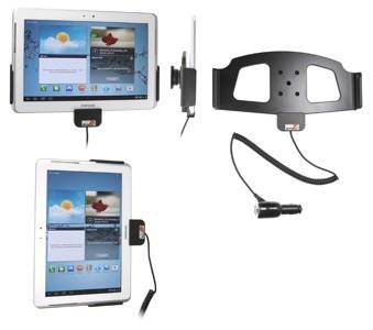 Brodit houder/lader Samsung Galaxy Tab 2 10.1 sig.plug